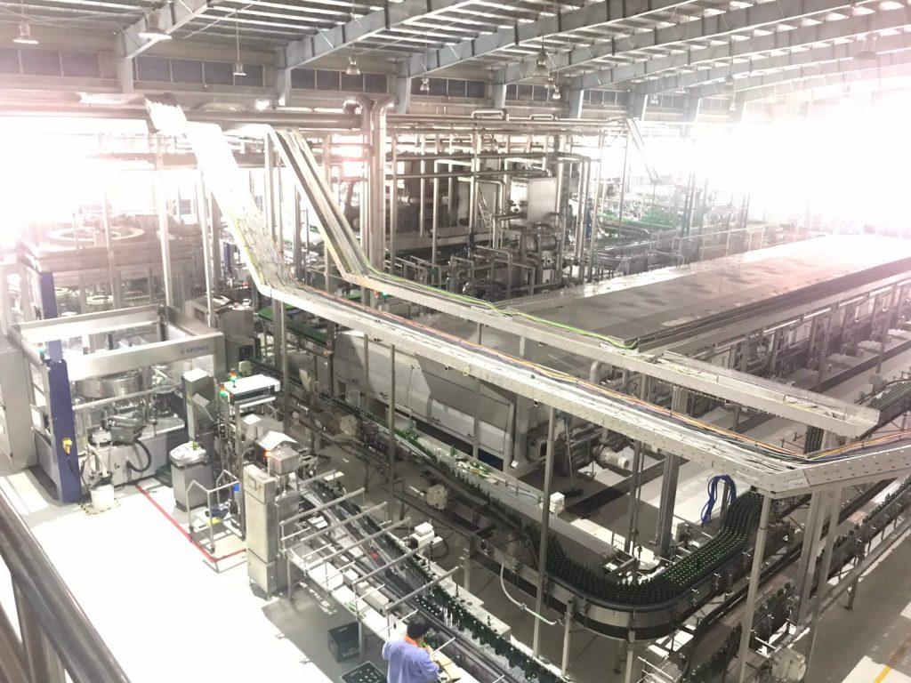 nhà máy bia sài gòn phú thọ áp dụng phần mềm quản lý bảo trì thiết bị
